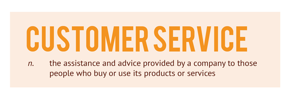 Customer Service vs Customer Centricity