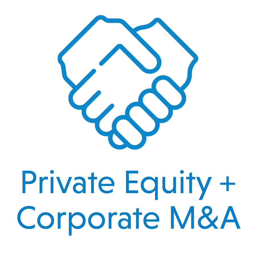 Private Equity + Corporate M&A