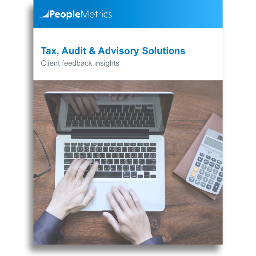 PeopleMetrics Tax, Audit & Advisory Solution Overview