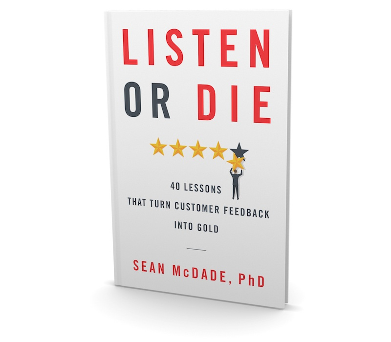 Listen or Die by Sean McDade, PhD