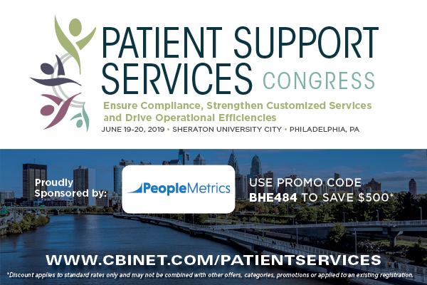 Register for CBI's Patient Support Services Congress