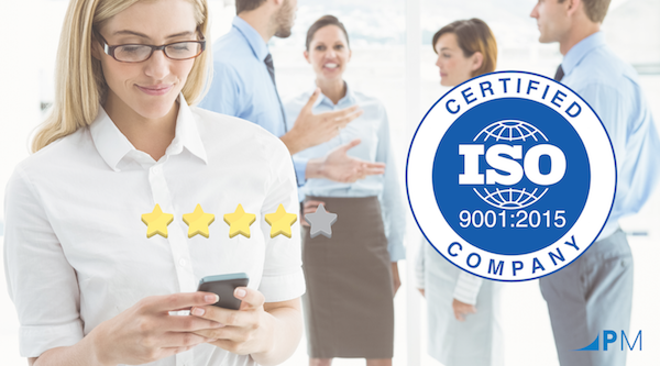 Leverage your ISO customer satisfaction survey to build an enduring customer experience program