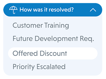 How was it resolved?