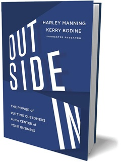 Outside In by Forrester Book Cover