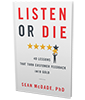 Listen Or Die Book Cover